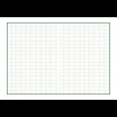 A3サイズの原稿用紙 文字数400字 テンプレート イラスト